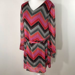Banana Republic NWOT  Long Sleeve Dress - Size 8